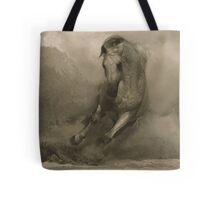 Revelation 6-8 A pale Horse. Tote Bag