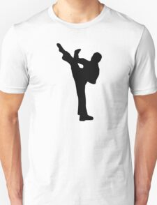 Martial arts fighter T-Shirt
