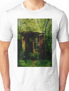 Abandoned Hideaway Unisex T-Shirt