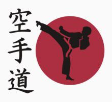 Chinese Karate fighter by Designzz
