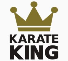 Karate king champion by Designzz