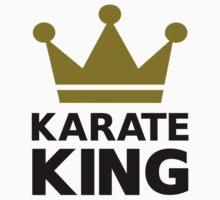 Karate king champion by Designzz