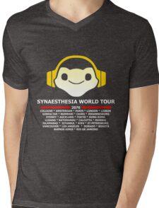 Synaesthesia World Tour Mens V-Neck T-Shirt
