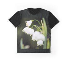 Spring Snowflake - Leucojum vernum Graphic T-Shirt