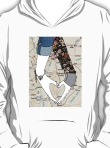 My Heart Is Bigger Than The Distance In Between Us T-Shirt