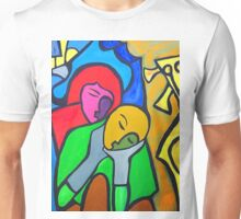 Embracing Unisex T-Shirt