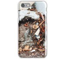{ Corners: where the walls meet #11 } iPhone Case/Skin