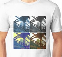 Toronto Union station topless Unisex T-Shirt
