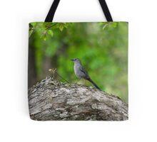 Tree Bird Tote Bag