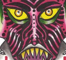 DEVIL HORNS Sticker