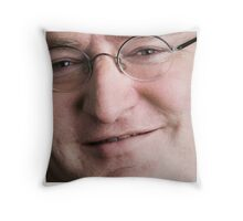 Lord Gaben Throw Pillow