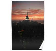 Empire State Building, NYC Poster