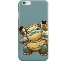 Blastoise:lv100 iPhone Case/Skin