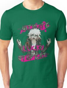 Nagito Komaeda - The Ultimate Lucky Student  Unisex T-Shirt