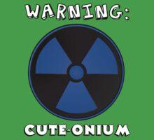 Radioactive Boy - Warning Super Cute Baby Kids Tee