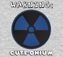 Radioactive Boy - Warning Super Cute Baby Baby Tee