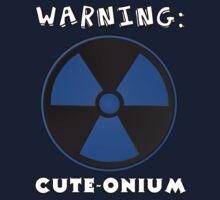 Radioactive Boy - Warning Super Cute Baby One Piece - Long Sleeve