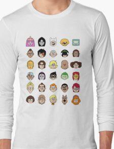 Five Man Band Long Sleeve T-Shirt