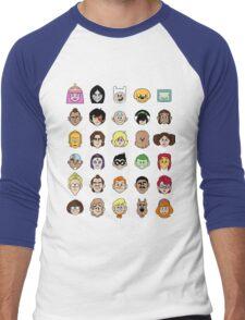 Five Man Band Men's Baseball ¾ T-Shirt
