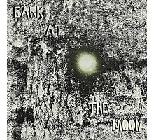 Bark at the Moon Photographic Print
