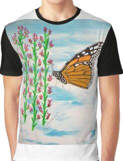 Monarch Heaven Graphic T-Shirt