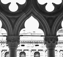Through a Moorish Window by mcrphotography