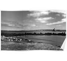 Coquille Lighthouse No. 2 Poster