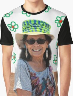 A Different Mad Hatter In Wonderland!  Graphic T-Shirt
