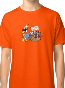 4th Of July Duck Classic T-Shirt