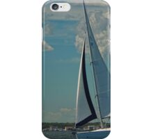 Perfect Day for a Sail iPhone Case/Skin