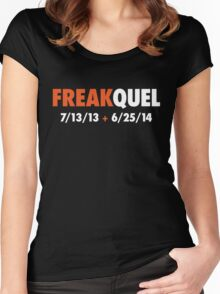 Freakquel Women's Fitted Scoop T-Shirt