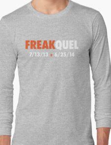 Freakquel Long Sleeve T-Shirt