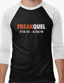 Freakquel Men's Baseball ¾ T-Shirt