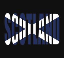 Scotland One Piece - Short Sleeve