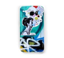 her universe pasted up  Samsung Galaxy Case/Skin
