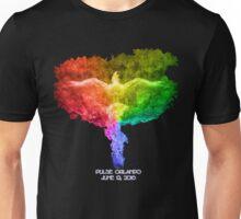 Rainbow Phoenix Pulse Orlando Unisex T-Shirt