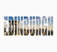 Edinburgh Kids Tee