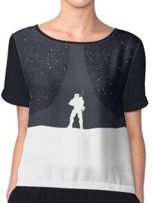 Master Chief Chiffon Top