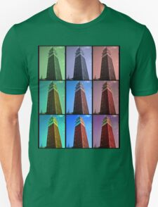 9 Color Campanile di San Marco T-Shirt