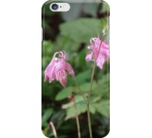 Wild Columbine iPhone Case/Skin