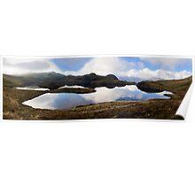 Angle Tarn, Lake District National Park, UK Poster