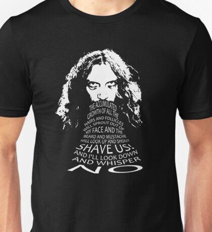 Alan Moore Unisex T-Shirt