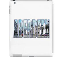 Aberdeen iPad Case/Skin