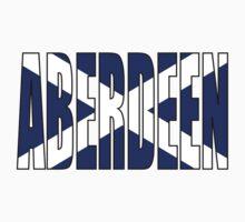Aberdeen. Kids Tee