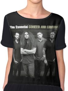 the essential - coheed and cambria Chiffon Top