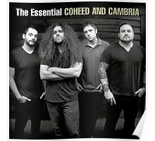 the essential - coheed and cambria Poster