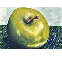 Granny Smith apple Photographic Print