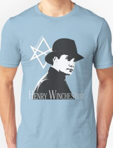 Henry Winchester, Man of Letters Unisex T-Shirt