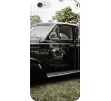 Classic Caddy And Cool Lace Boots iPhone Case/Skin
