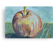 Gravenstein Apple Canvas Print